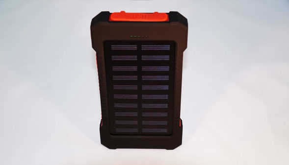 edm subscription box Solar Powered Power Bank
