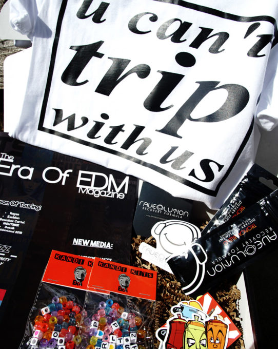 The Era Of EDM's January 2018 Crate